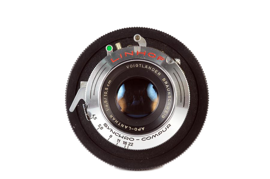 Apo lanthar 105mm F4.5 Linhof select No.3708474